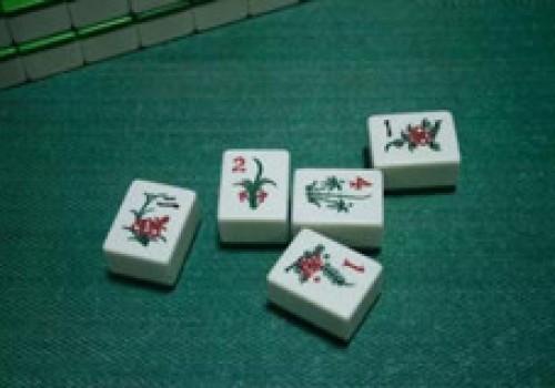 斗棋崇阳麻将一次胡牌,可能赢得更多的机会